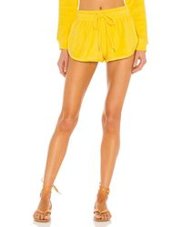 Mikoh Swimwear Шорты Luca В Цвете Звездноплодник - Желтый