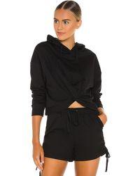 L'urv Endless Time Sweatshirt - Black