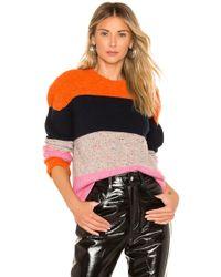 A.L.C. Georgina Sweater - Orange
