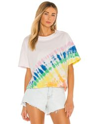 Electric and Rose Love Tシャツ - マルチカラー