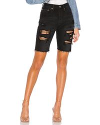 Levi's Slouch Short. - Size 24 (also - Black