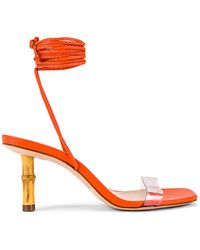 Schutz Туфли На Шпильке Dailyn В Цвете Оранжевый Огонь - Orange. Размер 6 (также В 6.5, 7, 7.5, 8, 8.5).