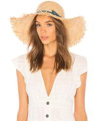 Florabella Lami Hat - Natural