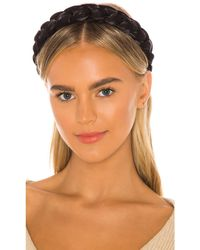 8 Other Reasons Twist Headband - Schwarz