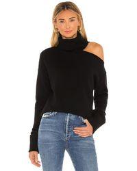 PAIGE Raundi セーター - ブラック