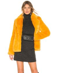 Lovers + Friends Francesca Coat