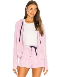 Electric and Rose Quimby Hoodie - Pink