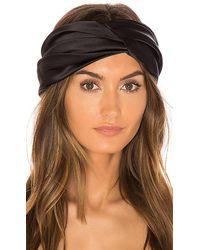 Eugenia Kim Malia Headband - Black