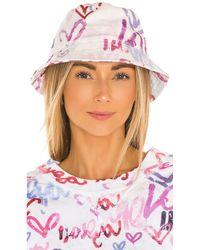 Isabel Marant Шляпа Haley В Цвете Многоцветный