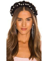 Lovers + Friends Amalia Headband - Black