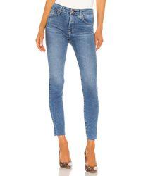 AG Jeans Farrah スキニーデニム. Size 27,28,29. - ブルー