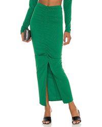 Nbd Mallory Skirt - Green