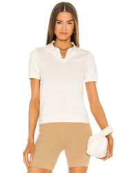 Victor Glemaud トップ In White. Size Xs, M, L. - ホワイト