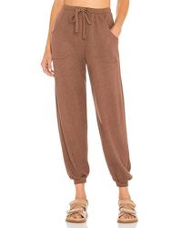 Lovers + Friends Rorie Pant - Brown