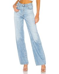 Citizens of Humanity Annina Jean In Blue. Size 24, 25, 26, 27, 33.