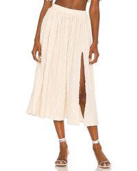 LPA Adino Skirt - White