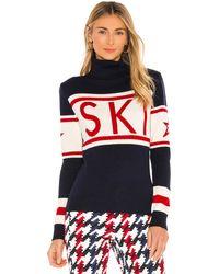 Perfect Moment Schild Sweater - Blau