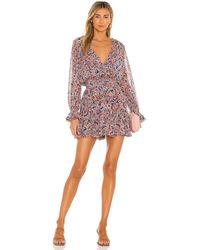 MISA Los Angles Bridget ドレス - ピンク