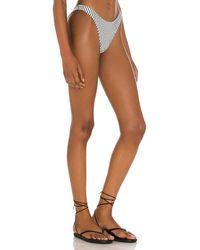 ViX Basic Cheeky Bikini Bottom - Brown