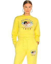 Fiorucci Arctic Angels Baby Sweatshirt - Yellow