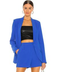 Amanda Uprichard Jane blazer - Azul