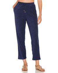 Onia Easy Pant - Blue