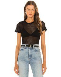 NSF Renee Tシャツ - ブラック
