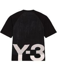 Y-3 - Ch3 Gfx Tシャツ - Lyst