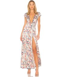 Tularosa - X Revolve Sid Wrap Dress - Lyst