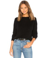360cashmere - Oumie Sweater In Black - Lyst