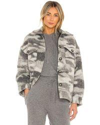 AllSaints Fenix Jacket - Grau