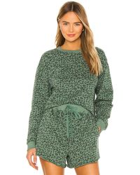 Blank NYC スウェットシャツ - グリーン