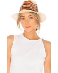 Rag & Bone - Panama Hat In Beige - Lyst