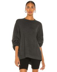 Free People Jersey uptown - Gris