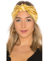 Jennifer Behr - Marin Knot Half Turban - Lyst