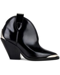 Isabel Marant Amille ブーツ - ブラック