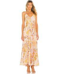 RHODE Sophia ドレス - オレンジ