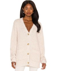 Free People Nevermind Cardi - Natural