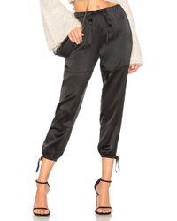 Joie - Dyre Pant In Black - Lyst