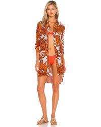 Maaji Camisa mandy - Naranja