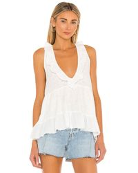Free People - DÉBARDEUR OUT AND ABOUT - Lyst