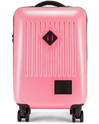 Herschel Supply Co. Trade Luggage - Pink