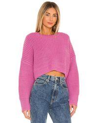 Cinq À Sept Eddie Sweater - Pink