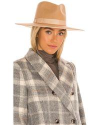Lack of Color Caramel Rancher Hat - Mehrfarbig