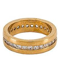 Vanessa Mooney The Posey Ring - Metallic