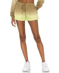 Young Fabulous & Broke Parker Shorts - Green
