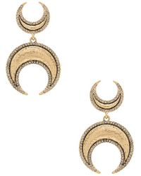 House of Harlow 1960 - Gift Of Iah Dangle Earring - Lyst