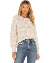 MINKPINK Kasey Knit Sweater - Multicolor