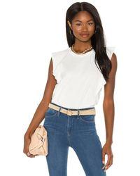 FRAME Summer Tシャツ - ホワイト