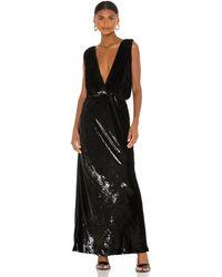 Mes Demoiselles Вечернее Платье Glamour В Цвете Черный